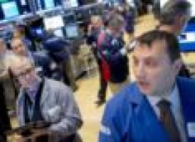 U.S. stocks down, yields up after Yellen boosts rate hike expectations
